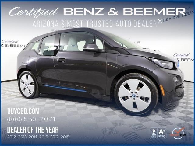 BMW i3 with Range Extender 2014
