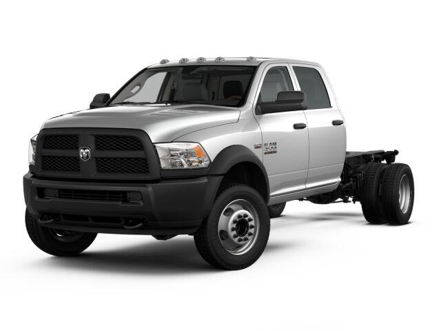 Ram 4500 Chassis Cab  2017