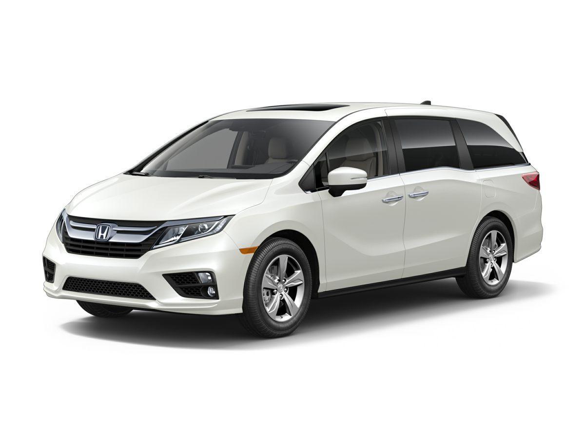 Honda Odyssey EX-L 2018