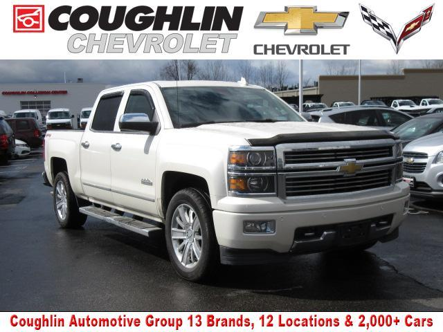 Chevrolet Silverado 1500 High Country 2015
