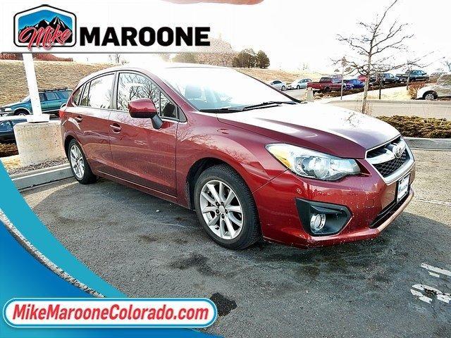 Subaru Impreza Wagon 2.0i Premium 2012