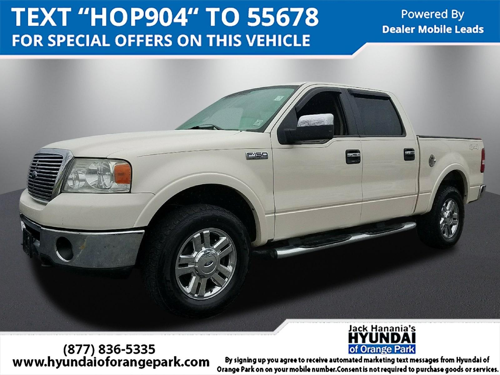 Ford F-150 Lariat Limited 2008