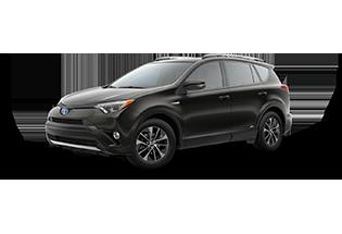 Toyota RAV4 Hybrid XLE Hybrid 2017