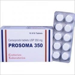Buy prosoma 350mg | Generic Carisoprodol | Superdrugsmart