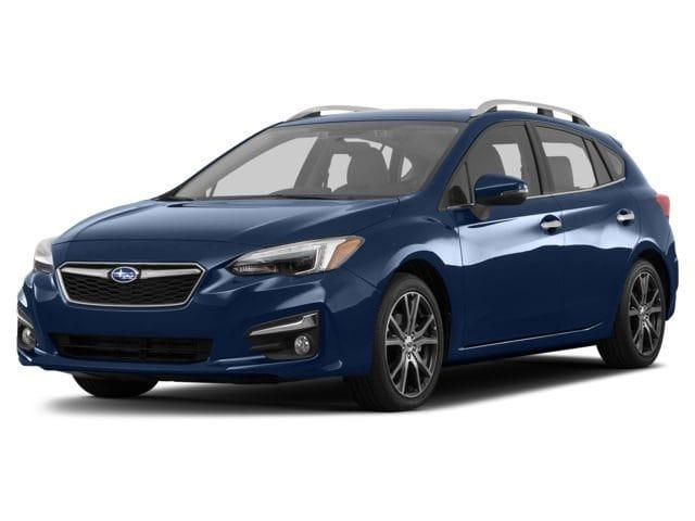 Subaru Impreza heated 2018