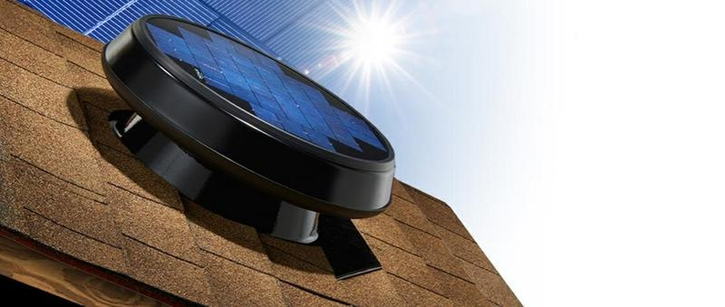 Get a Solar Fan or Whole Home Fan for FREE!