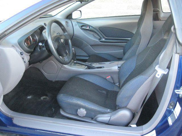 Good clean 2001 Toyota Celica GT blue