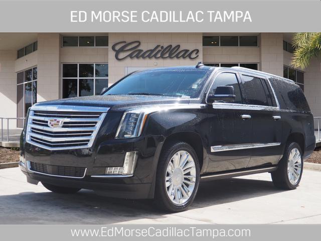 Cadillac Escalade ESV Platinum Edition 2016