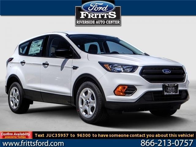Ford Escape S FWD 2018
