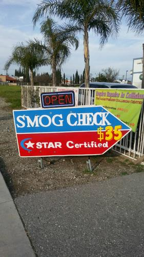 Smog Check $ 35 Out The Door *** Star Certified Smog Check