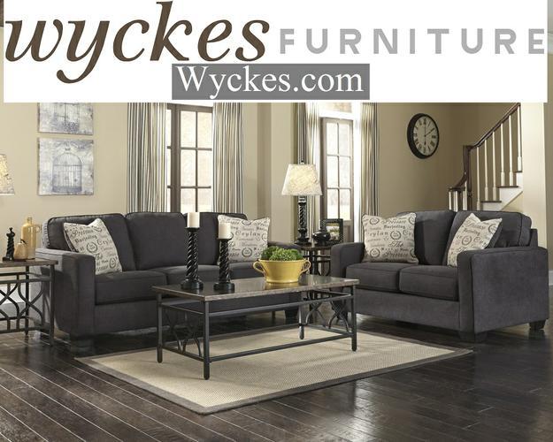 Grey Designer Sofa Set