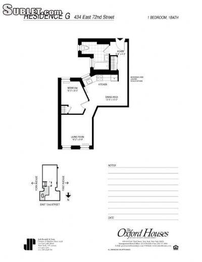 $2010 One bedroom Apartment for rent