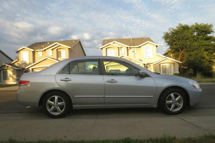 2003 Honda Accord EX w/Nav.Sys. (856) 389-4896