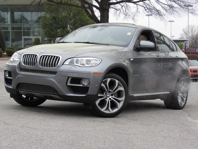 BMW X6 AWD 4dr xDrive50i 2013