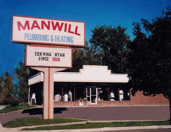 Manwill Plumbing Heating & Air Conditioning