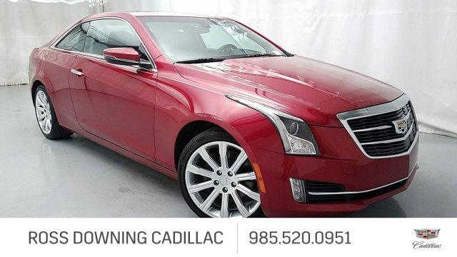 Cadillac ATS Coupe Luxury Collection RWD 2016