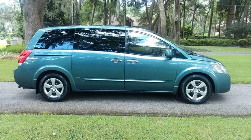 clean 2009 Nissan Quest 3.5 SL for just $499