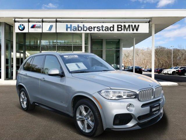 BMW X5 AWD 4dr xDrive50i 2015