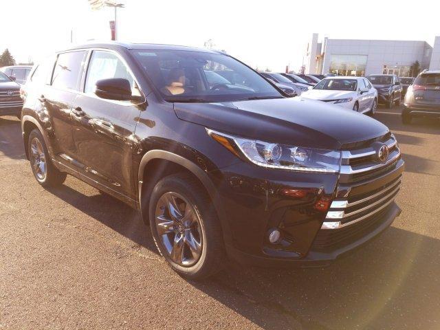 Toyota Highlander Limited Platinum AWD 2018