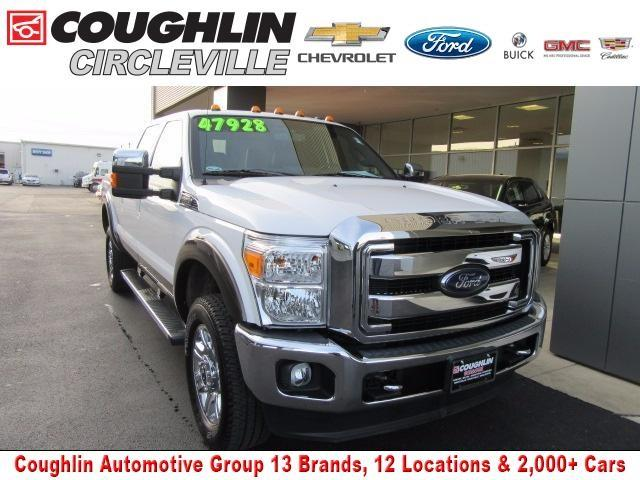Ford Super Duty F-350 SRW Lariat 2016