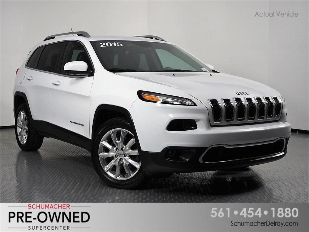 Jeep Cherokee Limited 2015
