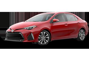 Toyota Corolla XSE 2018