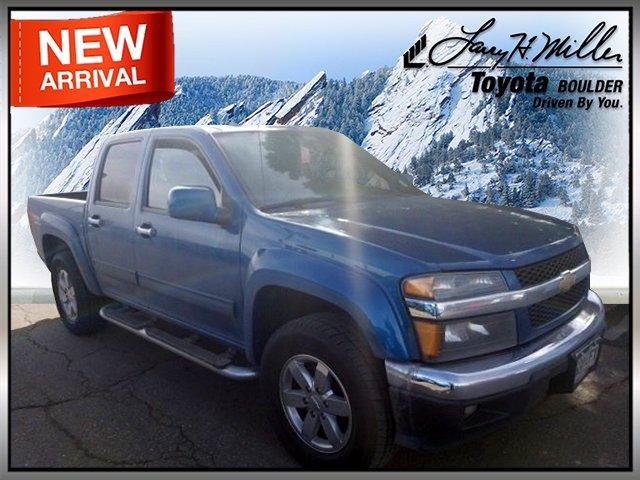 Chevrolet Colorado LT w/2LT 2011