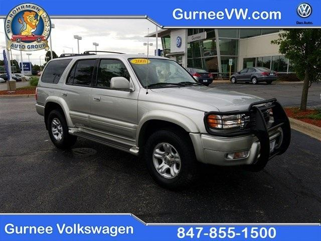 Toyota 4Runner Limited 2001