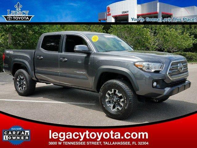 Toyota Tacoma TRD Off Road 2016