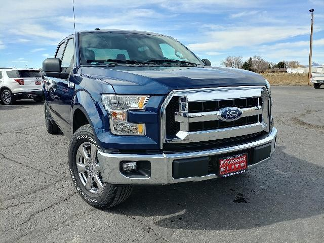 Ford F-150 4WD SuperCrew 157 XLT 2015