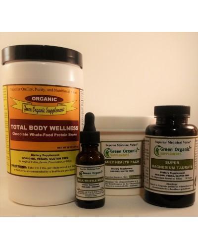 Best natural supplements | Green Organic Supplements