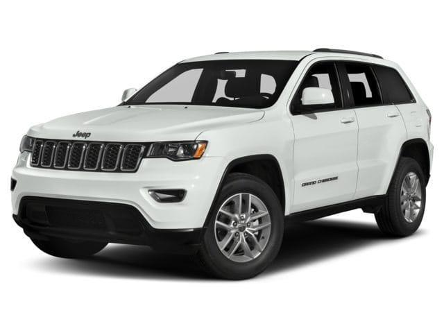 Jeep Grand Cherokee leather 2018