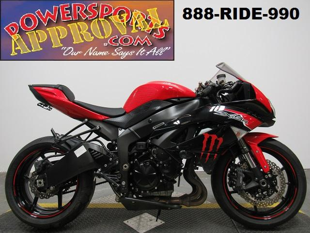2012 Kawasaki Ninja ZX6R for sale only $4,999