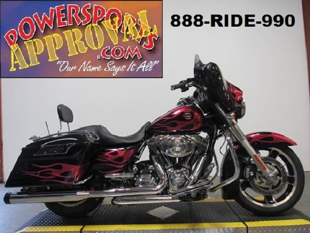 2011 Street Glide for sale in Michigan $13,900 U3645