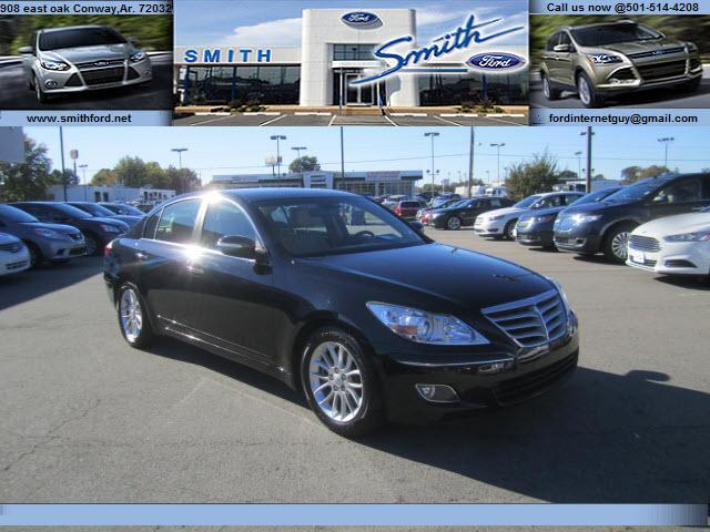 Hyundai Genesis 3.8L V6 2010
