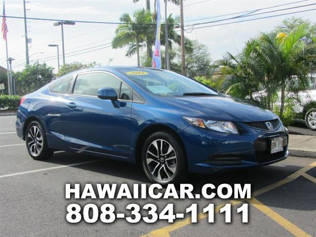 Honda Civic Cpe EX Coupe 5-Speed AT 2013