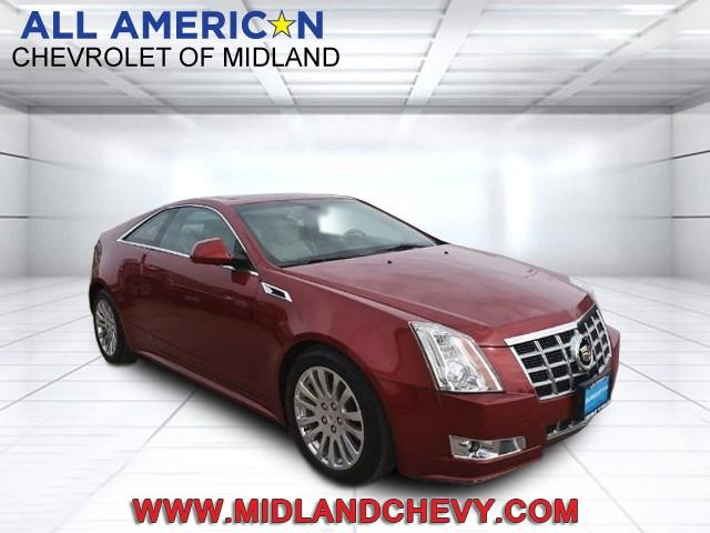 Cadillac CTS Coupe PREMIUM 2014