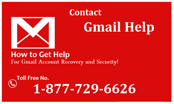 Invoke 1-877-729-6626 Gmail Help and resolve Gmail mistake with our team