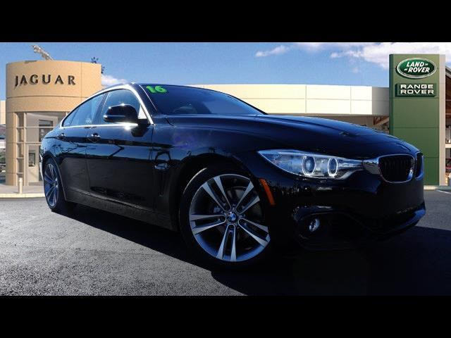 BMW 4 Series 428i Gran Coupe 2016