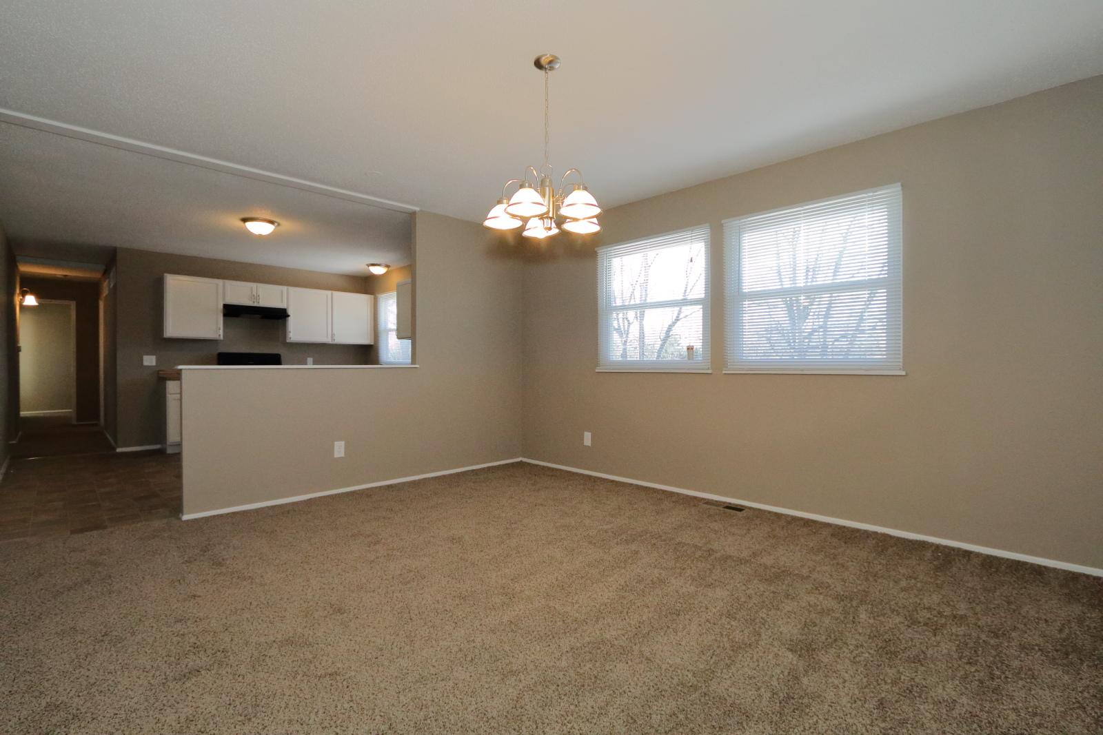 $1350 Three bedroom Apartment for rent