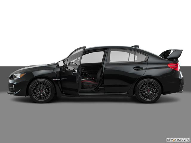 Subaru WRX STI 6MT 2017