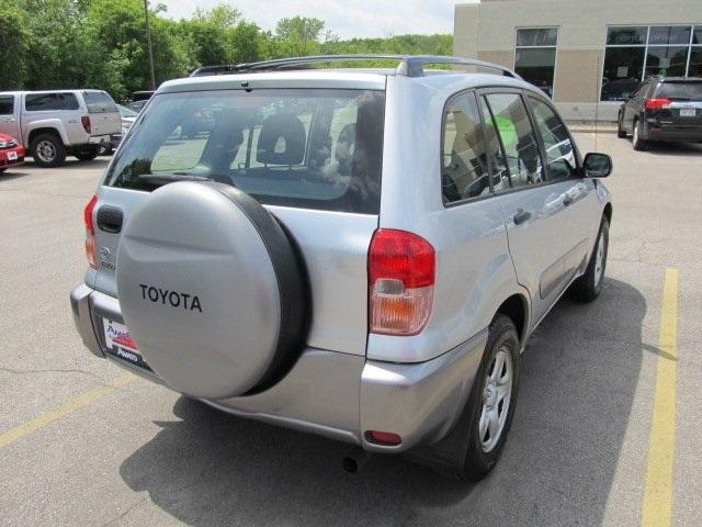 2003 TOYOTA RAV4 4WD AUTO 115K Mi 2.0LT 4CYL+30MPG COLD AC RIM LEATHER  (785) 248-5634