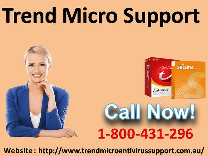 Contact Trend Micro Support Phone Number 1-800-431-296 Australia