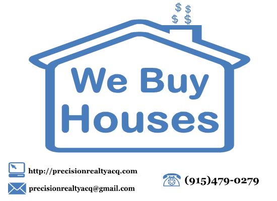 Let Me Solve Your Real Estate Needs!! I Buy Properties Cash!