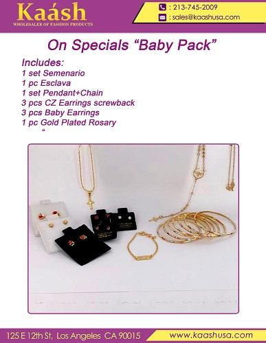 On Special baby pack