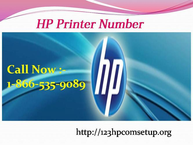 If Any Problem 1-866-535-9089 Hp Printer Number