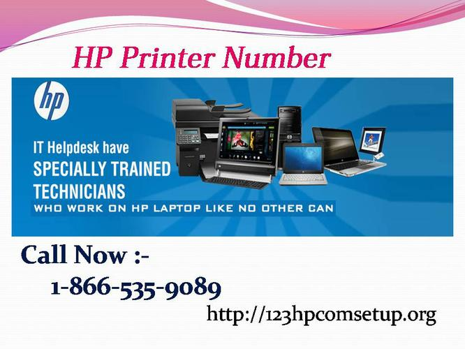 Easy way Solution Call 1-866-535-9089 For Hp Printer Number