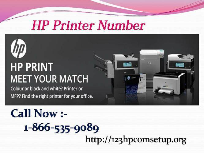 Contact For 1-866-535-9089 HP Printer Number