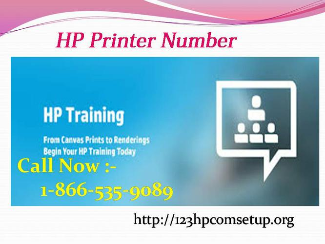 Dial Now 1-866-535-9089 Hp Printer Problem Number