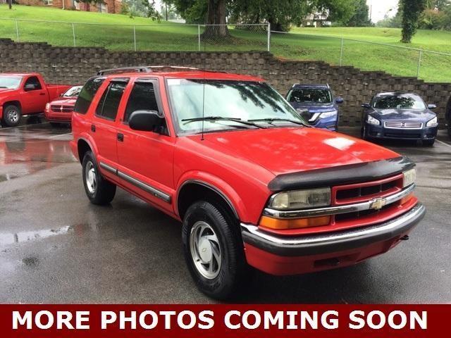 Chevrolet Blazer LT 2001